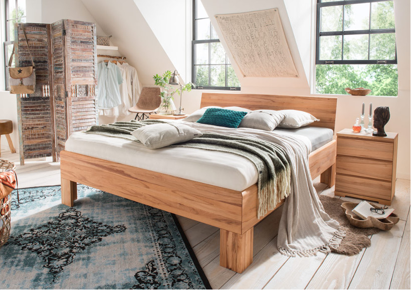 massivholzbett 1020 peter kling gmbh das bettenhaus m bel kling in pirmasens. Black Bedroom Furniture Sets. Home Design Ideas