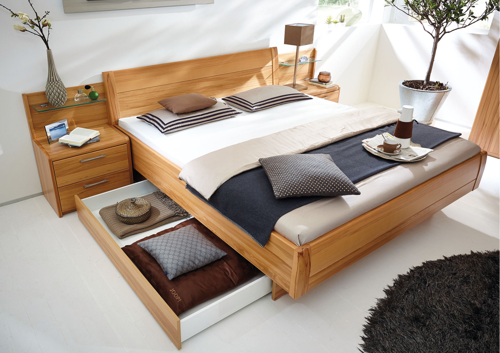 kompaktbett paris peter kling gmbh das bettenhaus m bel kling in pirmasens. Black Bedroom Furniture Sets. Home Design Ideas